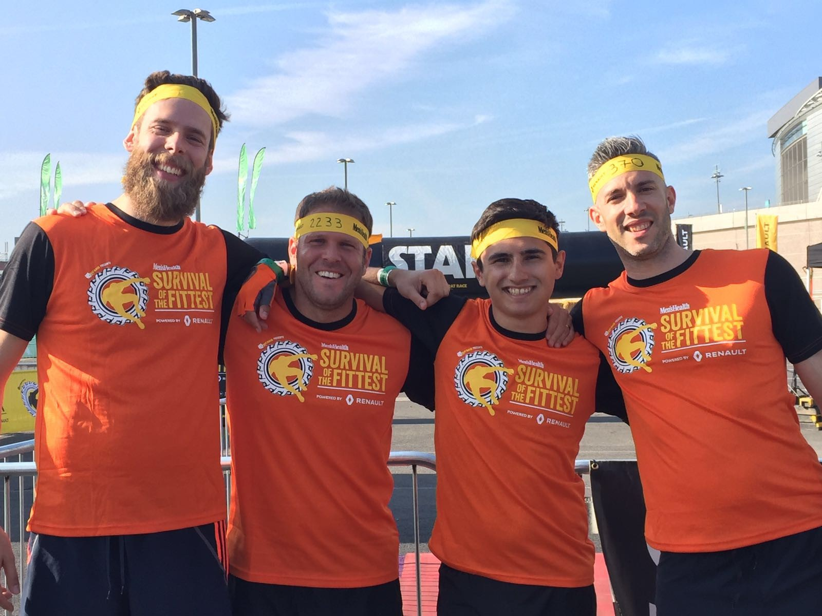 Survival of the fittest Team First Wealth