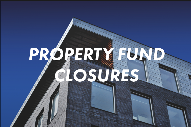 Commercial Property Fund Suspensions