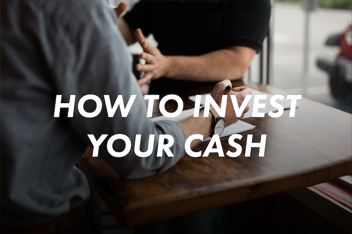 How To Invest A Large Cash Lump Sum Safely