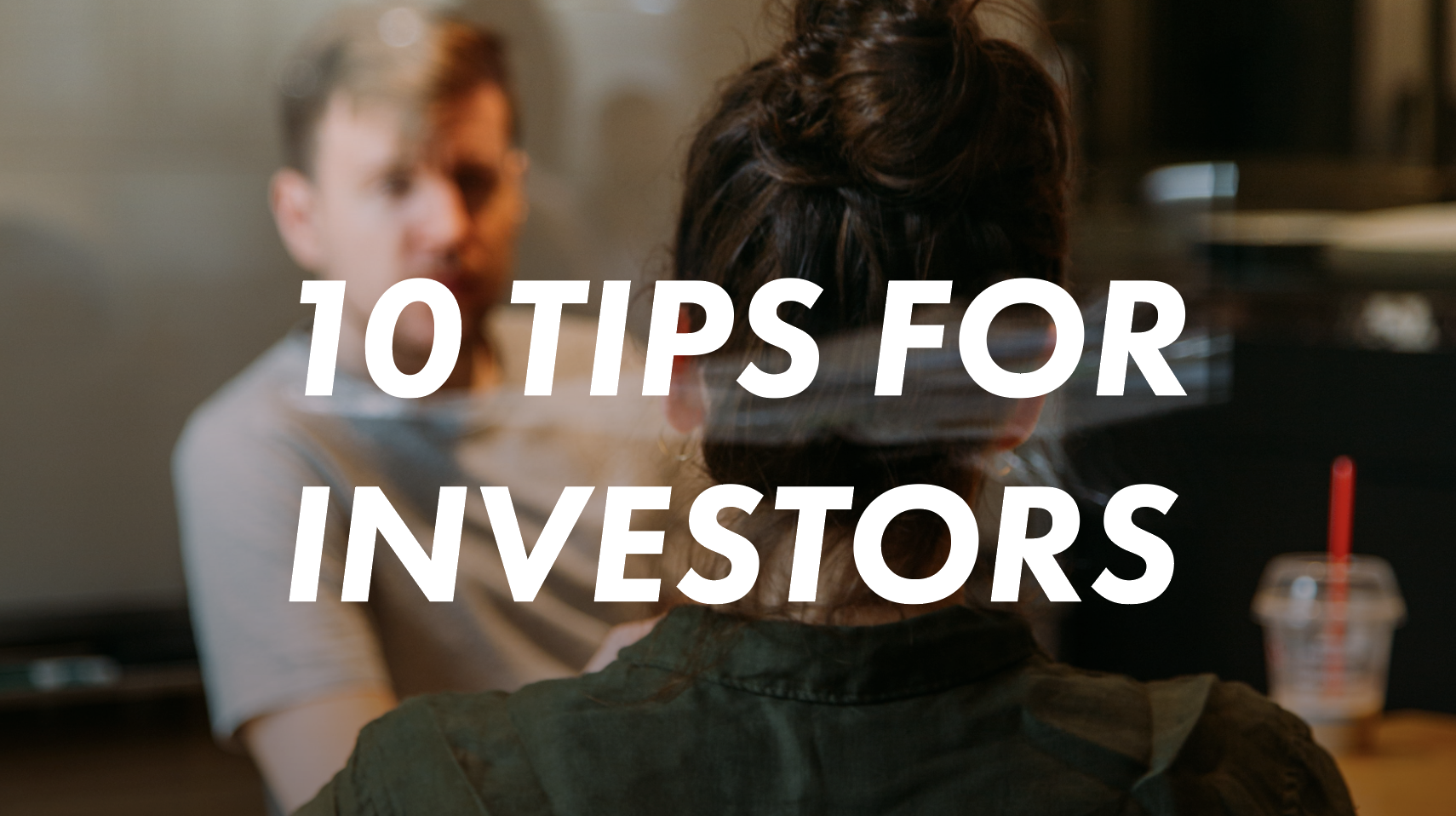 Top tips for staying calm in an uncertain market